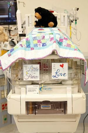 10 Things your NICU Nurse Wants You to Know by Trish Ringley, RN  Good read. I know every hospital is different but it was still good information