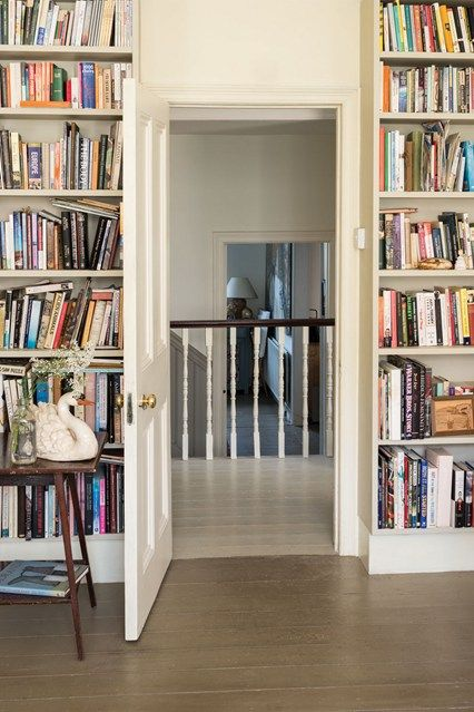 Cream - Bookshelf Ideas - Living Room Design Ideas (houseandgarden.co.uk)