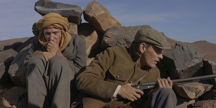 Film still from David Oelhoffen's FAR FROM MEN - starring Viggo Mortensen - screening at #TIFF14