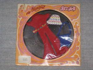 Disco Girls Doll Miss Matchbox Vintage 1970's RARE Fashion Red Rally | eBay