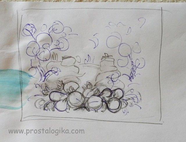 Воспоминание о детстве | Рисунки, Детство и Воспоминания