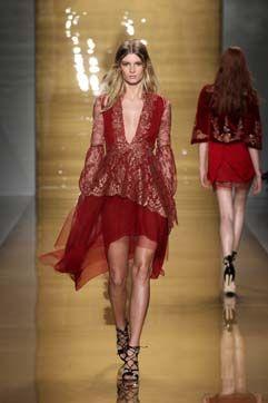 Reem Acra | Ready To Wear Fall 2015
