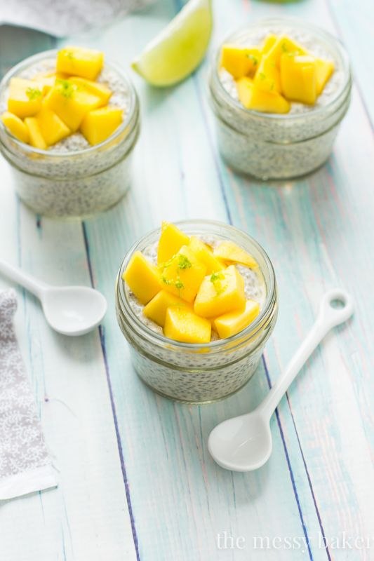 ... How To Use Chia Seed on Pinterest | Chia seeds, Chia pudding and Chefs
