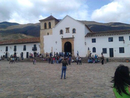 Plaza Villa de Leiva