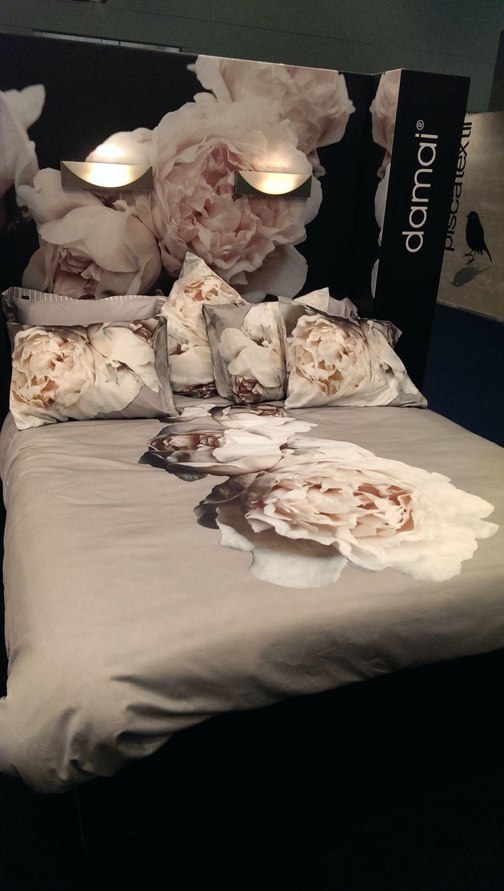 Damai Bettwäsche mit klassischem Rosenmotiv