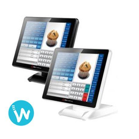 """Découvrez le terminal tactile 15"""" Colormetrics P2100 ainsi que tous les systèmes d'encaissement sur www.waapos.com. Livraison rapide et emballage soigné"""