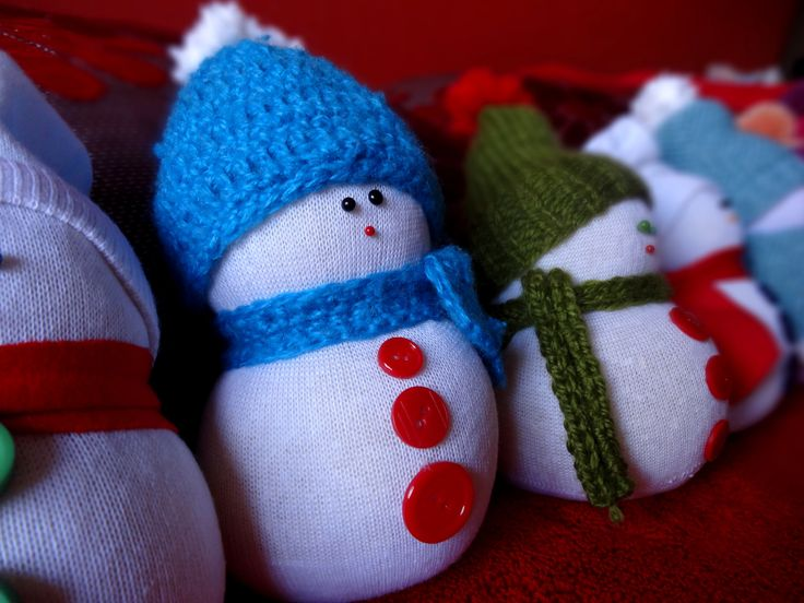 snowmen ;)