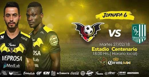 El equipo de Murciélagos recibe en la cancha del Estadio Centenario de Los Mochis (Los Mochis) a Zacatepec en partido de <a href='https://tv.futboladiccion.com/copa-mx/'>Copa MX</a>. El juego corresponde a la jornada 6. Mientras que la transmisión de Murciélagos vs Zacatepec en Vivo será por medio de ESPN Play Sur. En unos instantes descubre en que otro canal juega Murciélagos y otros detalles.