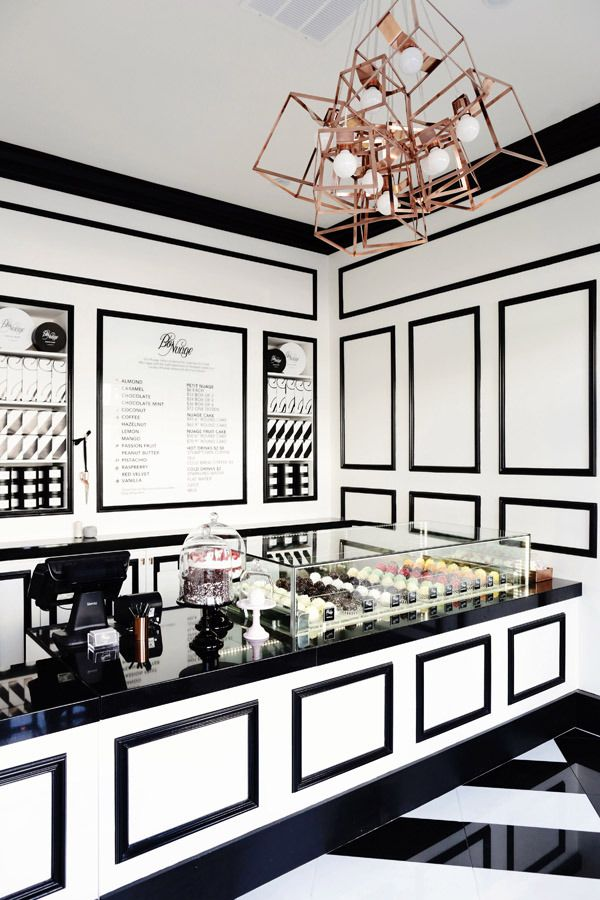 BoNuage Pastry Shop- J. Marx Atelier Photos by Kimberly Genevieve