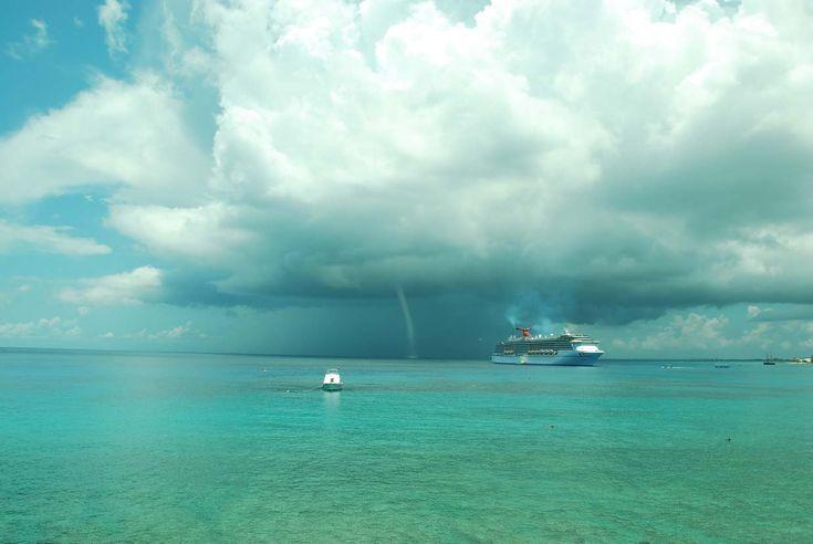 Cayman inspiration: tornado alert… – Caribbean Living Blog