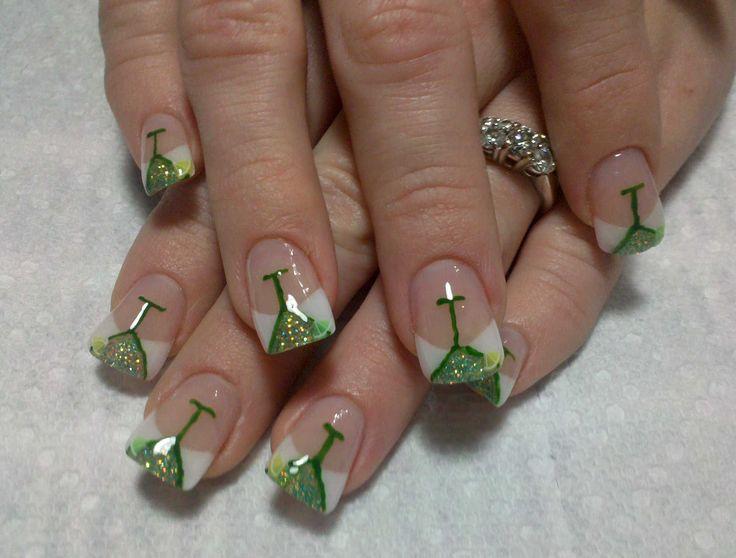 Martini nails