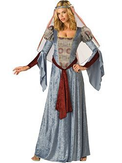 Margaery Tyrell - maybe cut the flowing sleeve and ditch the belt and veil