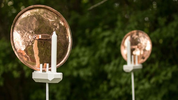 Lär dig bygga Ernst kopparljusstake - Sommar med Ernst - tv4.se