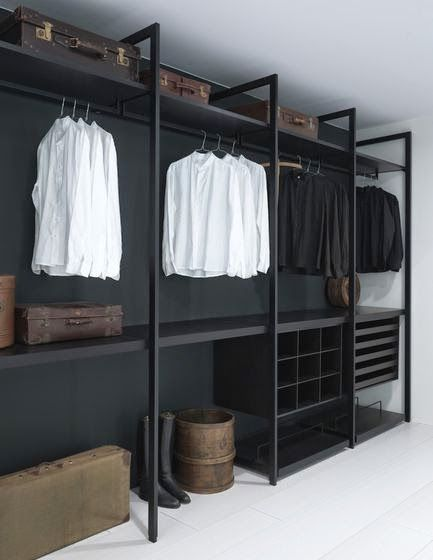 191 best closets images on pinterest dresser wardrobe closet and cabinets - Dressing ouvert ikea ...