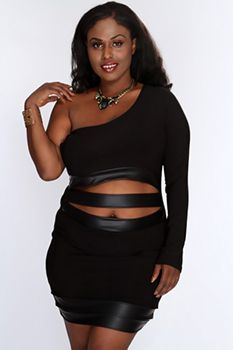 78 Best images about Plus Size Clubwear on Pinterest  Sexy Mesh ...