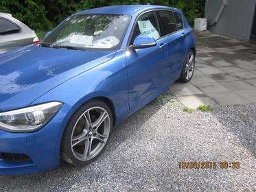 BMW Gebrauchtwagen: BMW 120 Diesel 5 trg,M-Ausführung