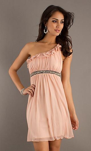 Sopping Prom Dress