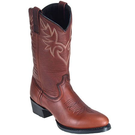 Dingo Boots DI05981 Mens 12-Inch Briar Leather Cowboy Boots