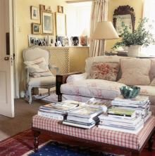 Country Cottage Living Room