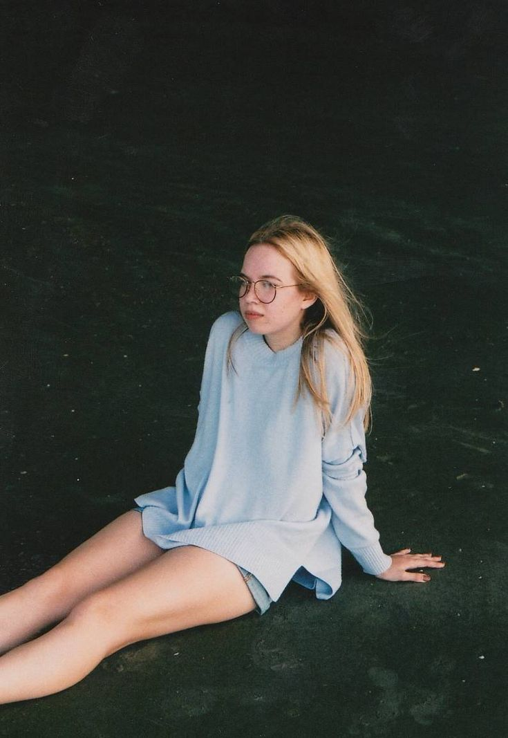 """Dreamy, pastel, and girl oriented"" is how 20-year-old photographer Chloe Sheppard describes her work. And she does it really well: one look at her film photographs and you're instantly transported to the charming, rebellious, and softly-colored world of fleeting girlhood."