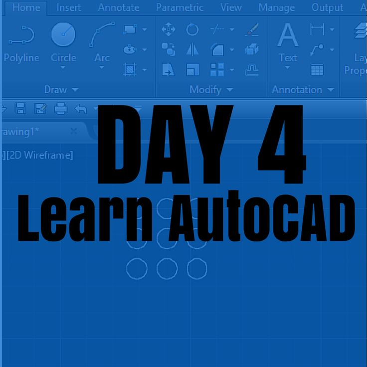 The following should have nothing new to you if you have been here since the beginning. In this session, we are going to make good use of what we have learned so far.The image below will serve as today task.All Fillet in the following exercise are 5 units. (Learn more about the FILLET command in AutoCAD)Learning AutoCAD BasicsYou do not need to know the dimension of A to be able to accurately replicate the exercise. But it is crucial to know that the value of those lines are the same, that…