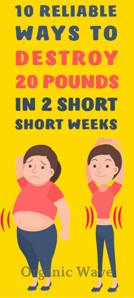 9 Foolproof Ways To Shed A Great Deal of Weight in 2 Weeks
