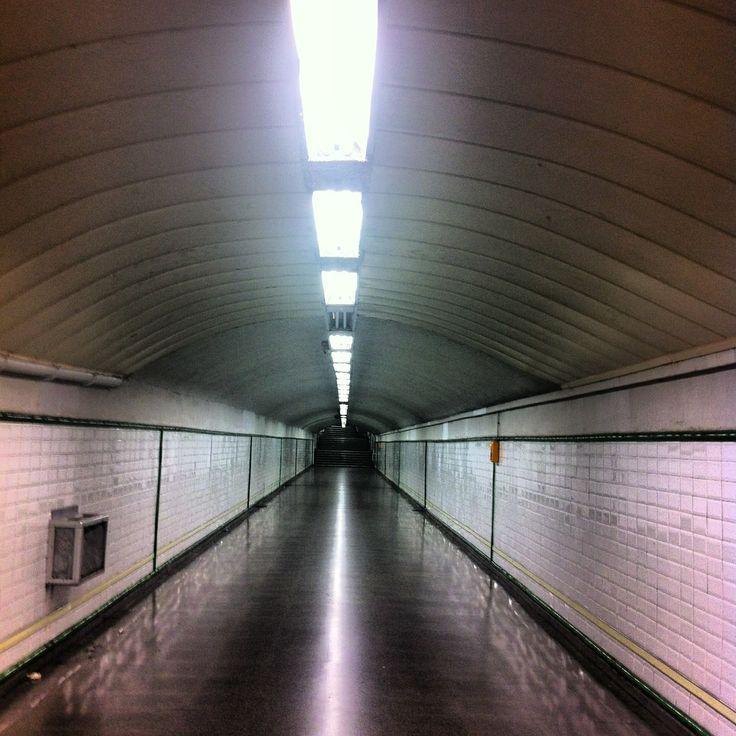 The #tunnel ©Lourdes Pozo