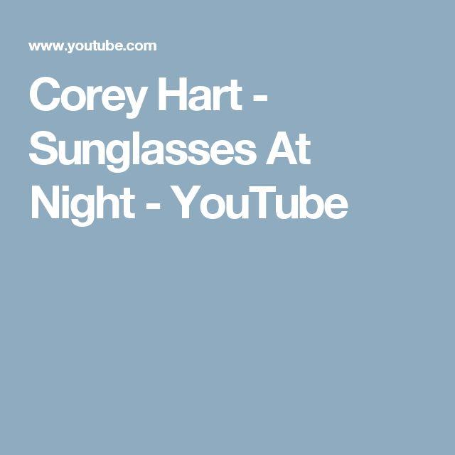 Corey Hart - Sunglasses At Night - YouTube