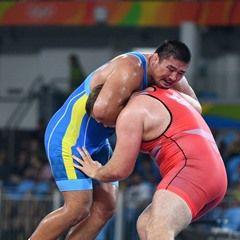 2016 Rio Olympic Games - Men's 130kg Greco-Roman Wrestling 1/8 Final