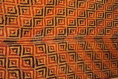 Maori Weaving - whariki