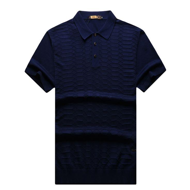 ZILLI футболка мужская 2017 новый стиль летняя мода элегантный комфорт дыхание ткань популярные разработан мужской clothing бесплатная доставка(China (Mainland))