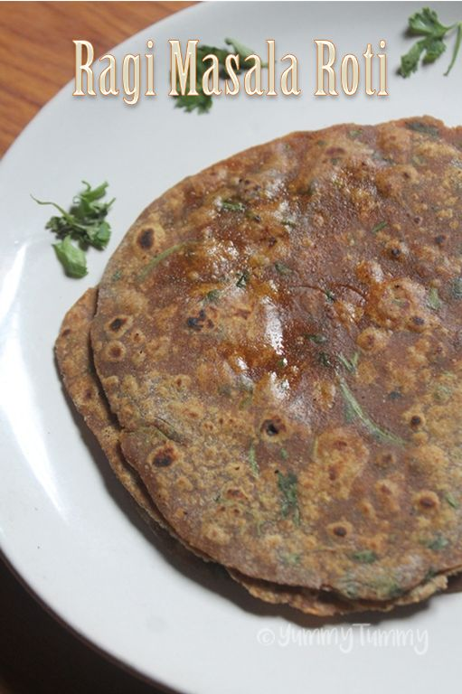 Ragi Masala Roti Recipe Roti Recipe Ragi Recipes Healthy Indian Recipes