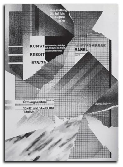 Wolfgang Weingart: Design Inspiration, Weingart Typography, Poster Design, Graphicdesign, Swiss Posterdesign, Wolfgang Weingart, Graphics Design, 208Weingart01Jpg Images, Punk Typography