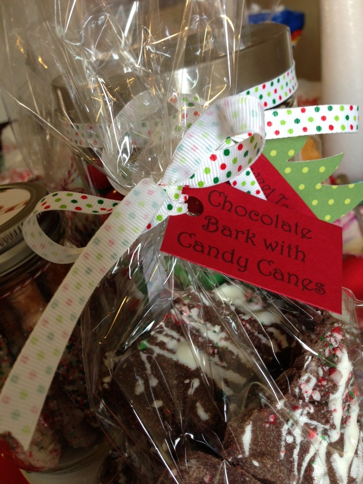 77 best images about 12 trees of christmas gardiner for Homemade baked goods gift basket ideas