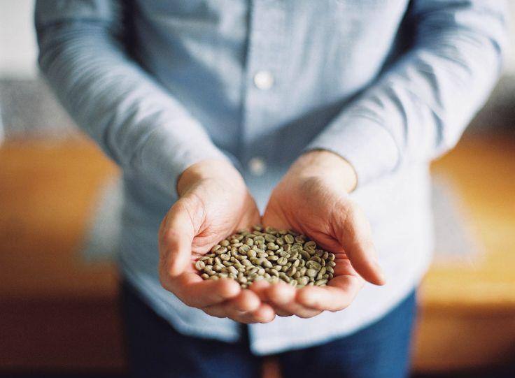 Home Roasting Coffee / photo by Tec Petaja