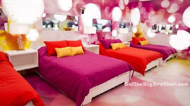 bbcan4-bedroom-2 #bbcan4 #bigbrothercanada #bigbrother #bigbrothercanada4