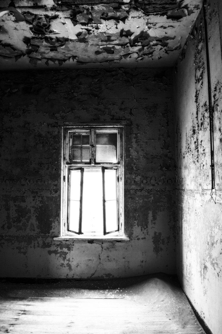 Light through the Window - Taken at Kolmanskop