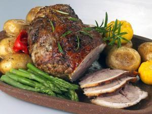 Recipes for Your Ostara Celebration: Roasted Lamb