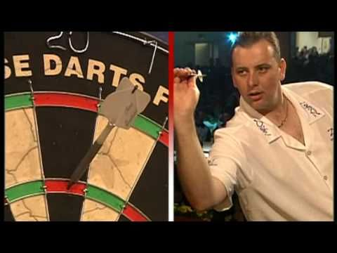 Shaun Greatbatch made the first ever live 9 Darter on television in 2002!!!