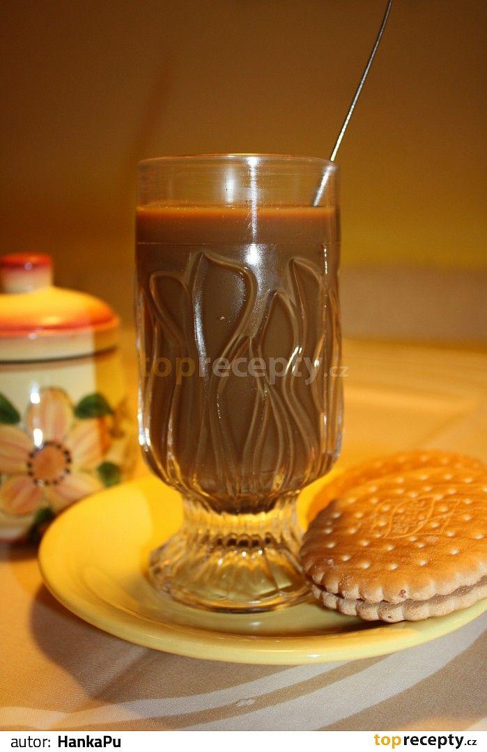 Indická ledová káva