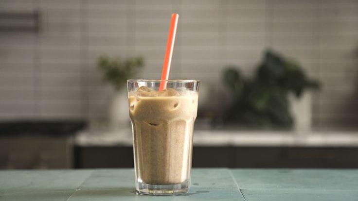 How to Make a Vegan Horchata Latte - Bon Appétit | Bon Appetit