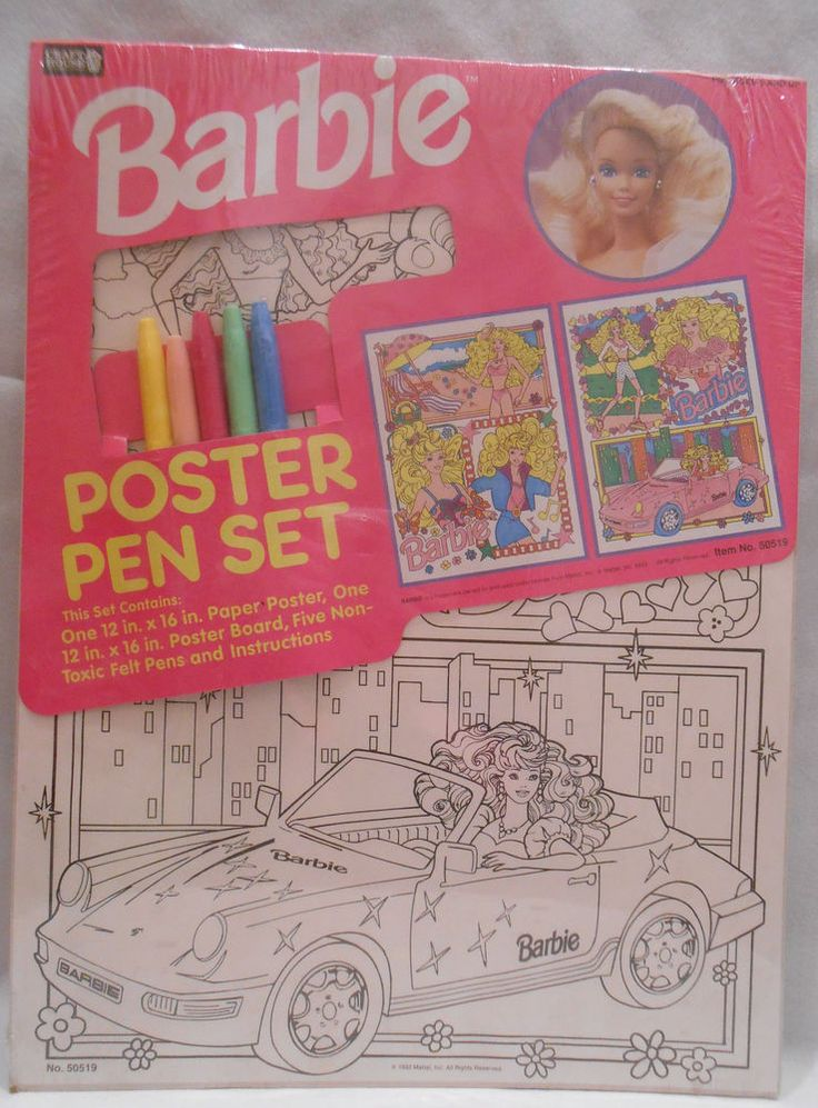 mattel free coloring pages-#38