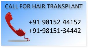 Call at these nos. if you have any hair problems.