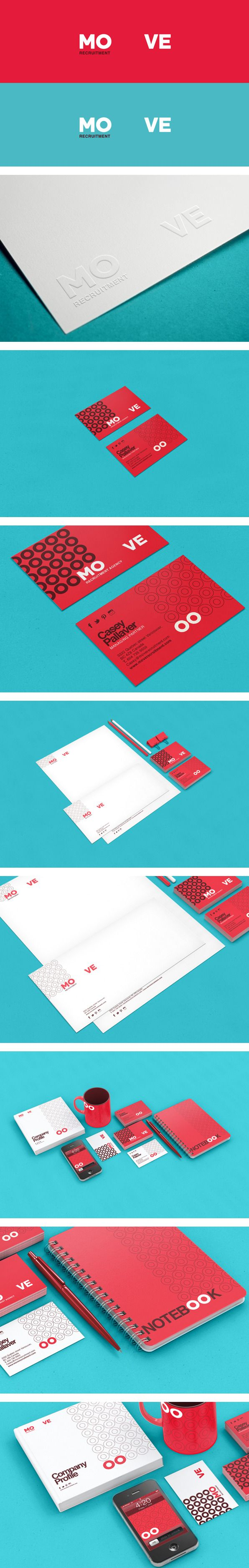 Move identity by 911 Designers