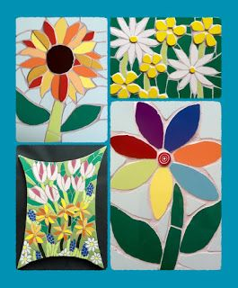 Felicity Ball mosaics: Forgive a shameless plug ....