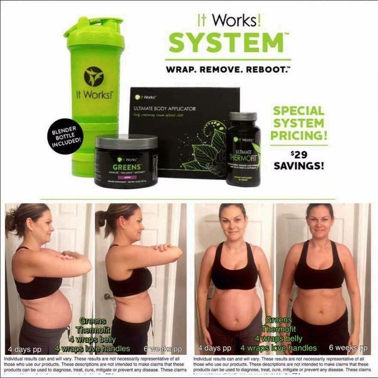 """Itworks! Message me briidelgado•myitworks•com  The system is a fool proof weight loss """"System""""  1️⃣ WRAP every three days to tighten,tone, and firm!  2️⃣ REMOVE with our two day Cleanse and follow  a super simple meal guide that I will personally send you suggesting healthy alternatives to unhealthy foods!  3️⃣ REBOOT your metabolism with Greens and Thermofit everyday!"""