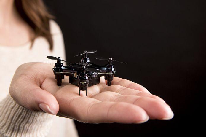 Mini drone da Axis (Foto: Digulgação/Axis Drones)