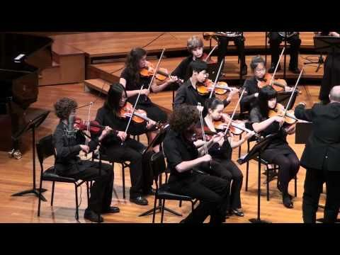 """""""Beethoven Symphony No 6 in F Major Op 68 'The Pastoral' Mvt. 1 Allegro ma non troppo. Performed by the Peter Seymour Orchestra PSO led by the legendary John Ockwell at the Sydney Youth Orchestra SYO concert, December 4, 2010."""""""