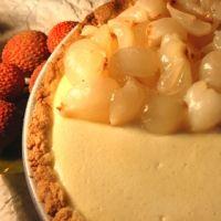 Lychee Tart Recipe