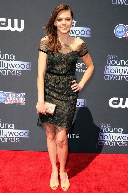 Young Hollywood Awards 2013, Aimee Teegarden